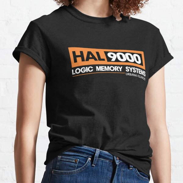 HAL 9000 - 2001 A Space Odyssey Classic T-Shirt