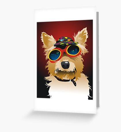 sunsmart Greeting Card