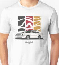 Sport Group B (white) Unisex T-Shirt