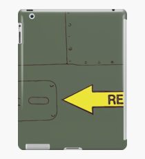 Air forces [comics edition] iPad Case/Skin