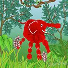 Rainforest Critter by Carol Heath