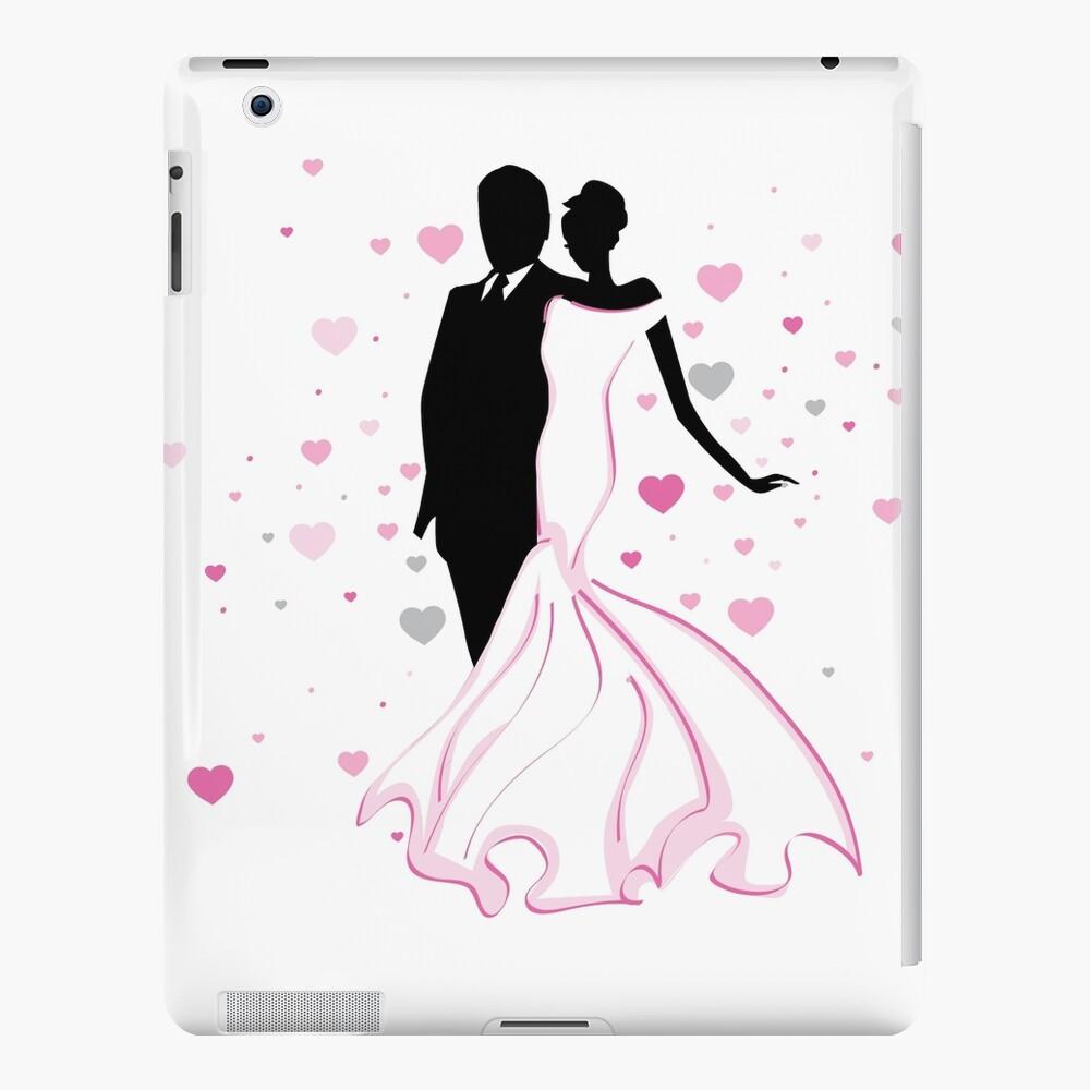 wedding iPad Case & Skin