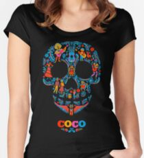 Coco Women's Fitted Scoop T-Shirt