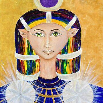 Hathor by Aleksandraaz