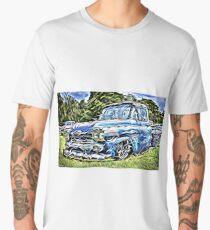 Street cruiser # 7 Men's Premium T-Shirt