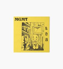 Kleines dunkles Alter - MGMT Galeriedruck