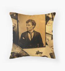 John Doe Throw Pillow