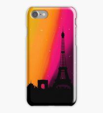 Paris Sunset iPhone Case/Skin