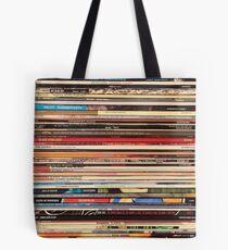 Vinyl Records Alt-Country   Tote Bag