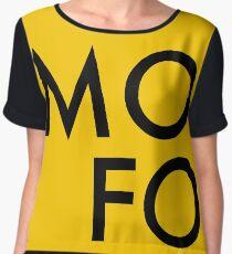 MoFo Chiffon Top