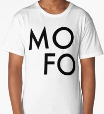 MoFo Long T-Shirt