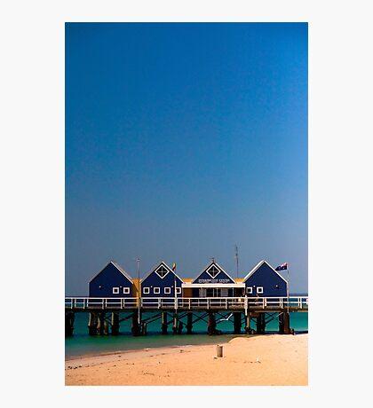 Busselton Pier - Western Australia Photographic Print