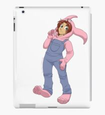 Ryu Rabbit iPad Case/Skin