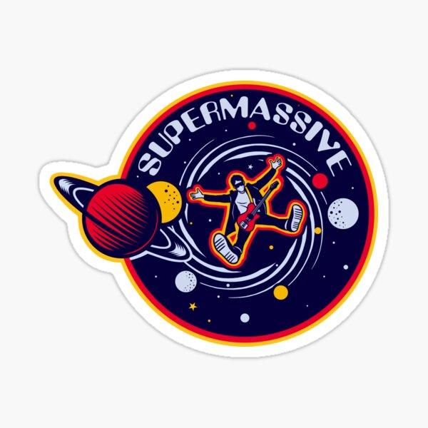 Muse - Supermassive Black Hole Sticker