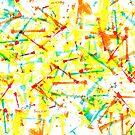 Color Splotches von Pia Kolle