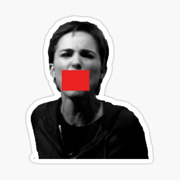 Natalie Portman Raps - SNL Sketch - Digital short Sticker