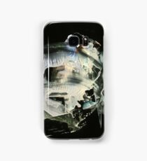 Glowing spaceships vibrating at high frequency Samsung Galaxy Case/Skin