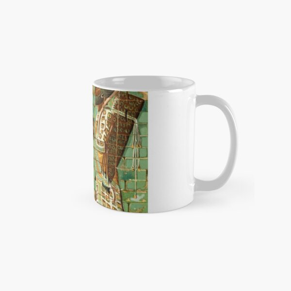 Ancient - The History of Egypt 1901, Frieze of Archers at Susa Classic Mug