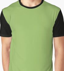 Bright Lime Green Graphic T-Shirt
