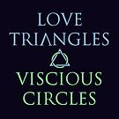 Love Triangles And Viscious Circles by Andrew Alcock