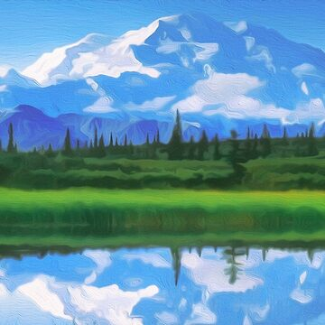 Mount Mckinley by Skyviper