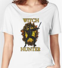 Sci-Fi Witch Hunter Women's Relaxed Fit T-Shirt