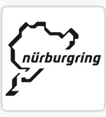 Nurburgring - logo Sticker