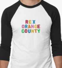 Rex Orange County Men's Baseball ¾ T-Shirt