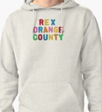 Rex Orange County Pullover Hoodie