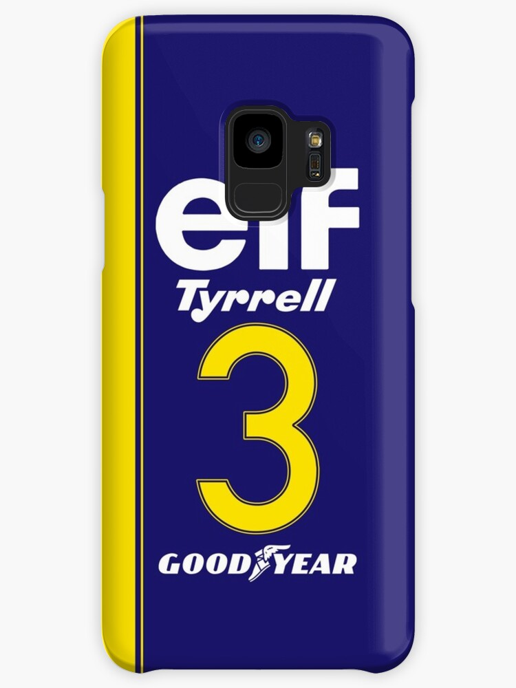 Elf Tyrrell Racing by Confundo