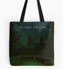 The Empire Strikes Back Tote Bag