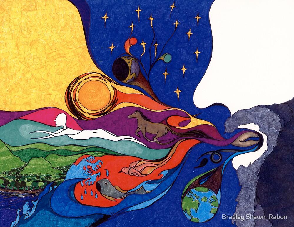 """""""And God Said..."""" by Bradley Shawn  Rabon"""
