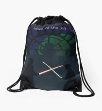 Return of the Jedi Drawstring Bag