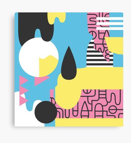 Flumesia Canvas Print