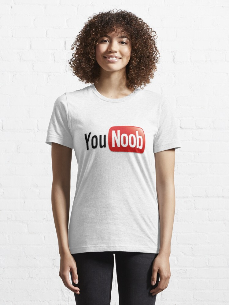 Alternate view of You Noob Essential T-Shirt