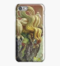 Curly Dragon iPhone Case/Skin