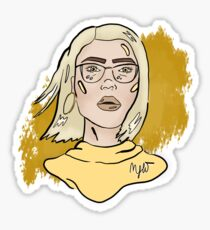 Maddy is Gold Sticker