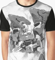 Tallgeese Gundam Wing Graphic T-Shirt