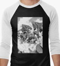 Tallgeese Gundam Flügel Baseballshirt für Männer