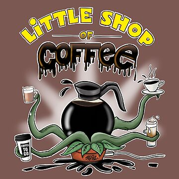 Little Shop Of Coffee by stfn