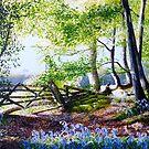 One Spring Morning  by Paula Oakley