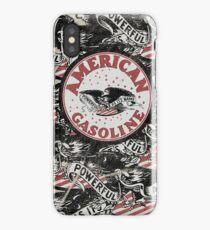 American Gasoline iPhone Case/Skin