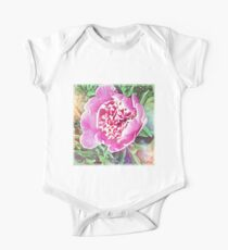 Pink Peony  Kids Clothes