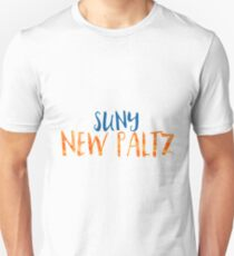 NEW PALTZ Unisex T-Shirt