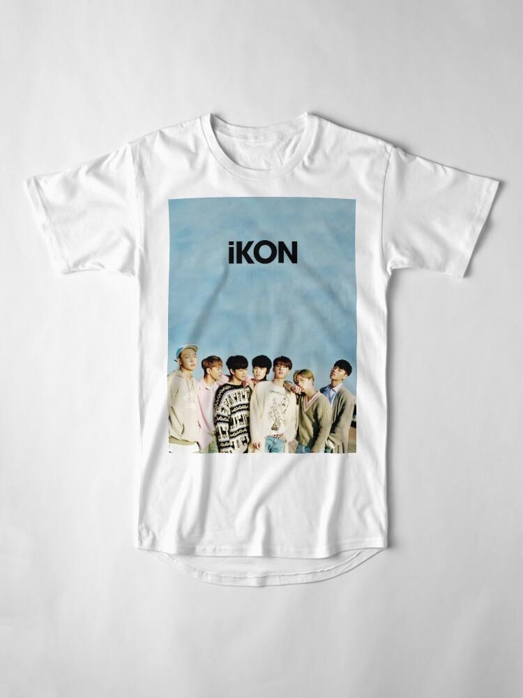 Alternate view of iKON Long T-Shirt