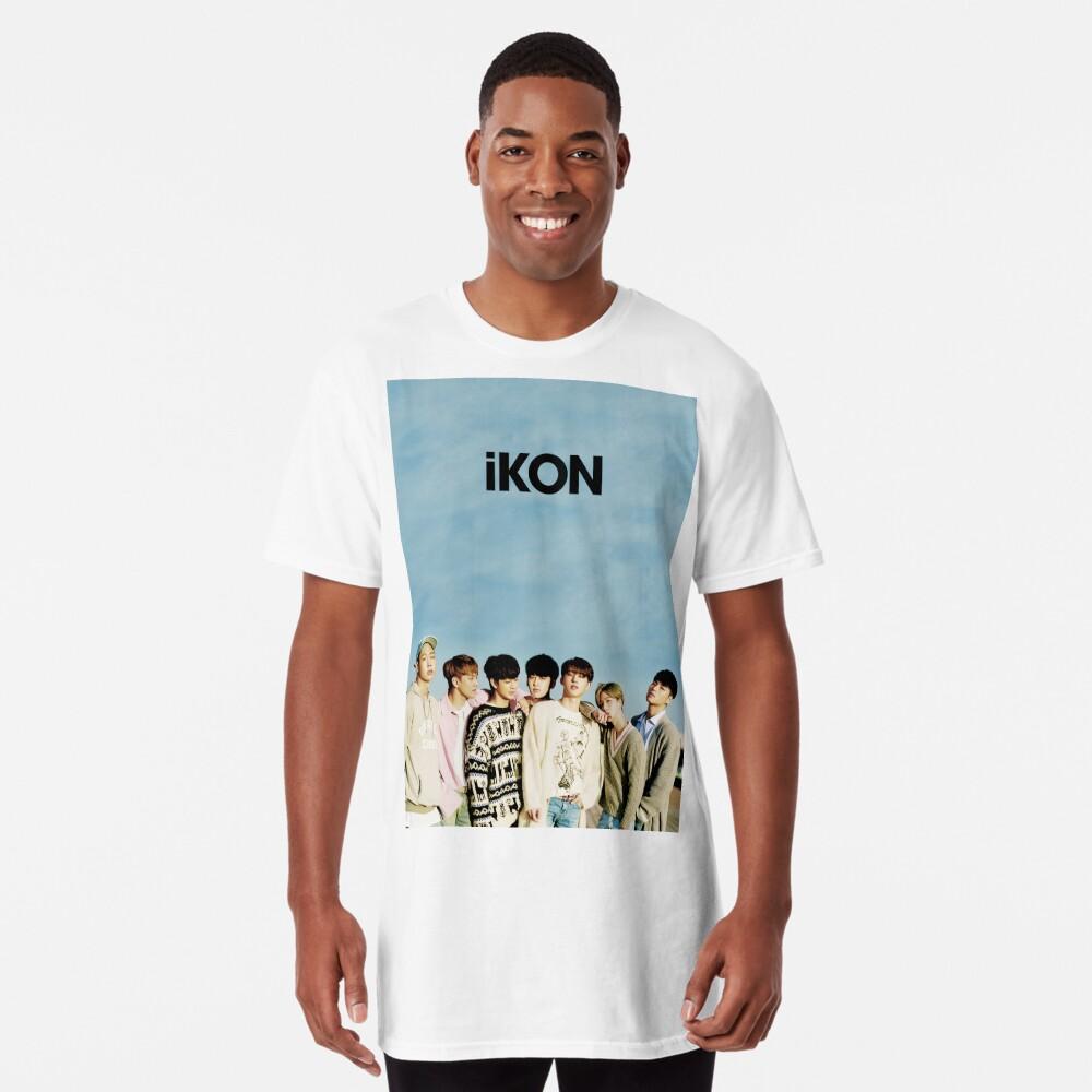 iKON Long T-Shirt