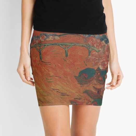 Lacquer Painting, Lacquer Paintings, Lacquer, Painting, Paintings Mini Skirt