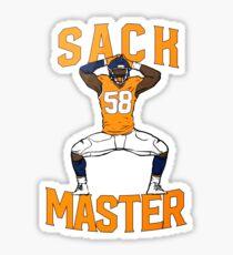 Sack Master Sticker Sticker