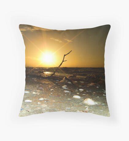sanibel island Throw Pillow