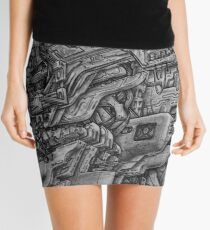Dystopia Mini Skirt